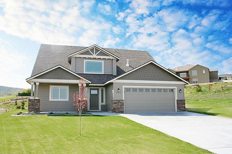 Columbia alderbrook homes for Alderbrook homes